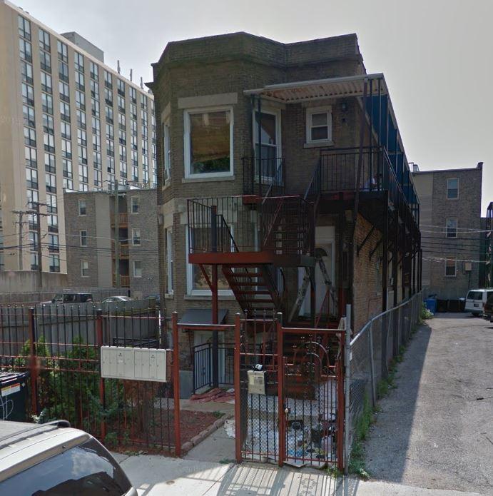 8 Unit Apartment Building In UpTown, Chicago