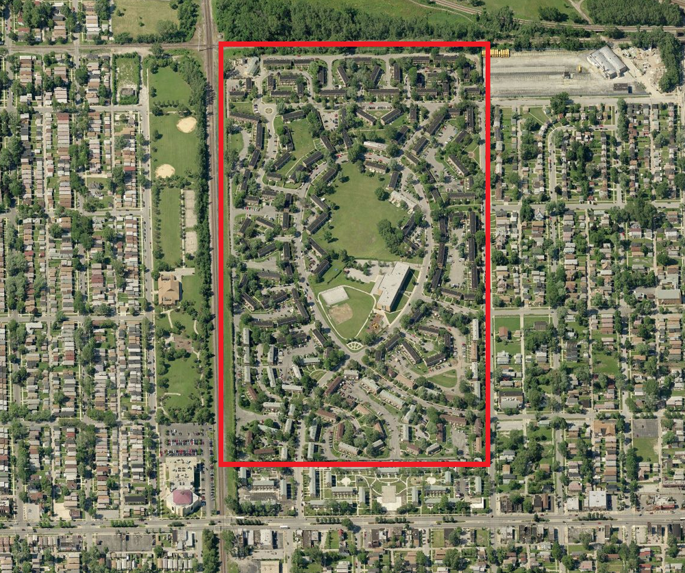 908 Unit Apartment Complex Sold in Cook County Illinois